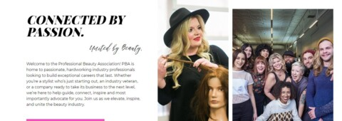 Professional Beauty Association (PBA) Education Resources