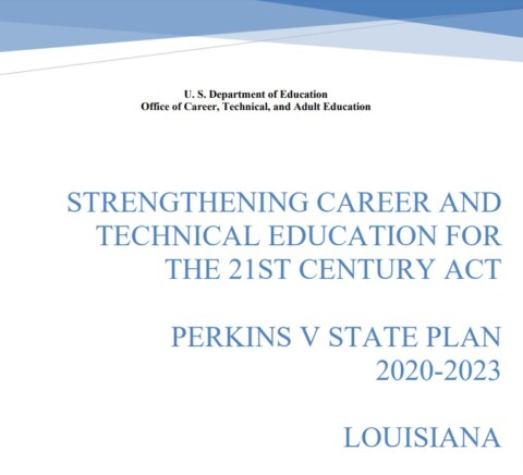 Strengthening Career and Technical Education for the 21ST Century Act