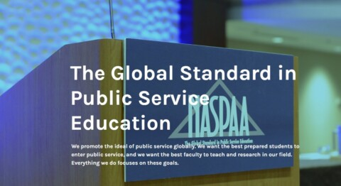 Network of Schools of Public Policy, Affairs, and Administration (NASPAA)