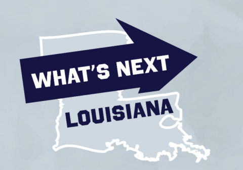 What's Next Louisiana Podcast: A Discussion on Self-care